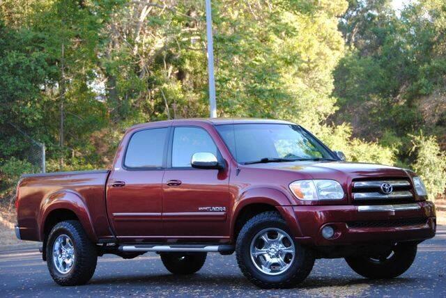 2005 Toyota Tundra for sale at VSTAR in Walnut Creek CA