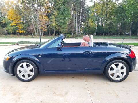 2002 Audi TT for sale at Lease Car Sales 3 in Warrensville Heights OH