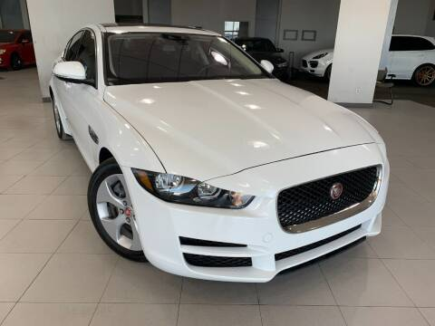 2018 Jaguar XE for sale at Auto Mall of Springfield in Springfield IL
