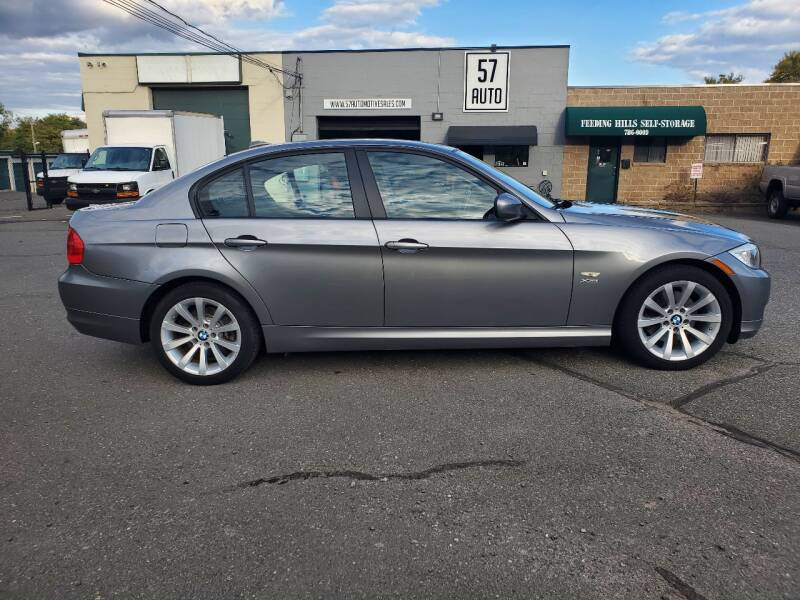 2011 BMW 3 Series for sale at 57 AUTO in Feeding Hills MA