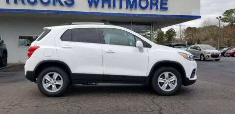 2019 Chevrolet Trax for sale at Whitmore Chevrolet in West Point VA