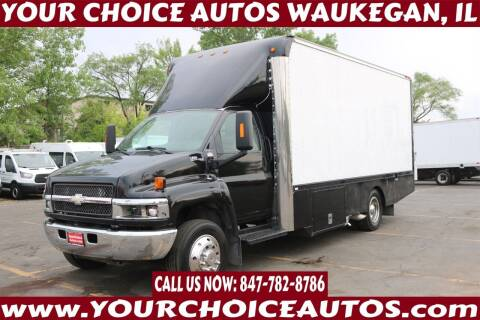 2008 Chevrolet C5500 for sale at Your Choice Autos - Waukegan in Waukegan IL