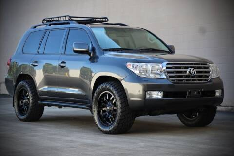 2009 Toyota Land Cruiser for sale at MS Motors in Portland OR