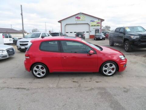 2010 Volkswagen GTI for sale at Jefferson St Motors in Waterloo IA