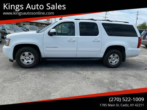 2011 Chevrolet Suburban for sale at Kings Auto Sales in Cadiz KY