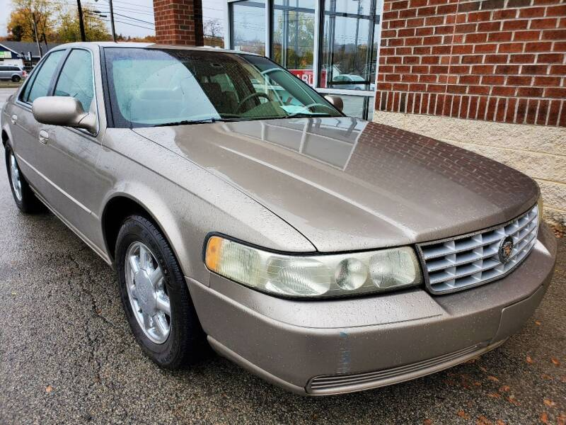 2001 Cadillac Seville for sale at Boardman Auto Exchange in Youngstown OH