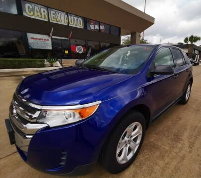 2013 Ford Edge for sale at Car Ex Auto Sales in Houston TX