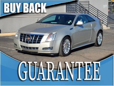 2014 Cadillac CTS for sale at Reliable Auto Sales in Las Vegas NV