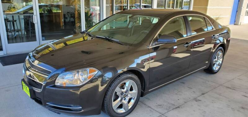 2010 Chevrolet Malibu for sale at City Auto Sales in La Crosse WI
