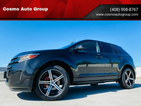 2013 Ford Edge for sale at Cosmo Auto Group in San Jose CA