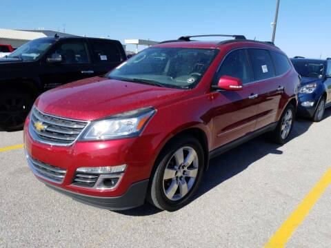 2013 Chevrolet Traverse for sale at D&S IMPORTS, LLC in Strasburg VA