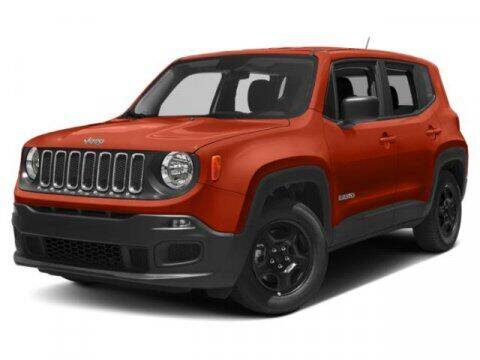 2018 Jeep Renegade for sale at Stephen Wade Pre-Owned Supercenter in Saint George UT
