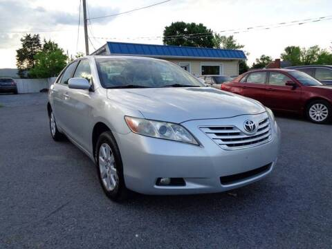 2007 Toyota Camry for sale at Supermax Autos in Strasburg VA