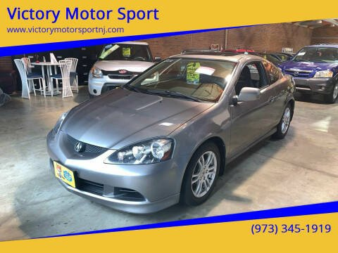 2006 Acura RSX for sale at Victory Motor Sport in Paterson NJ