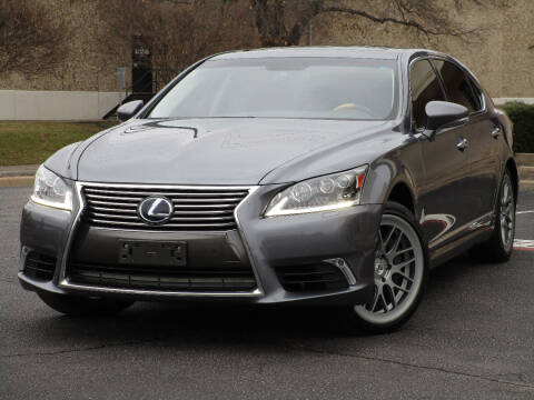 2013 Lexus LS 600h L for sale at Ritz Auto Group in Dallas TX