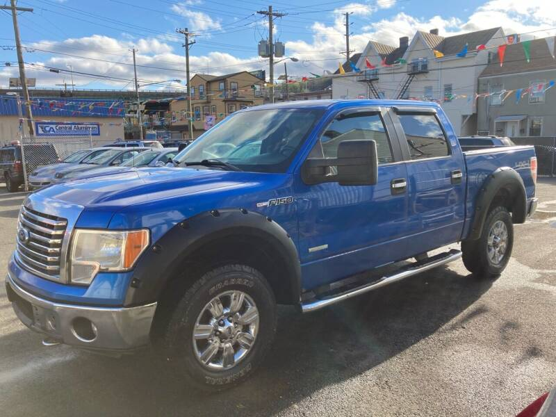 2011 Ford F-150 for sale at 21st Ave Auto Sale in Paterson NJ
