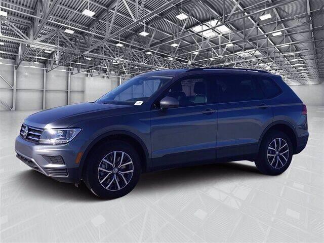 2021 Volkswagen Tiguan for sale in Phoenix, AZ