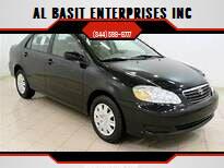 2007 Toyota Corolla for sale at AL BASIT ENTERPRISES INC in Riverside CA