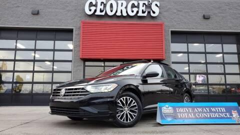 2019 Volkswagen Jetta for sale at George's Used Cars - Pennsylvania & Allen in Brownstown MI