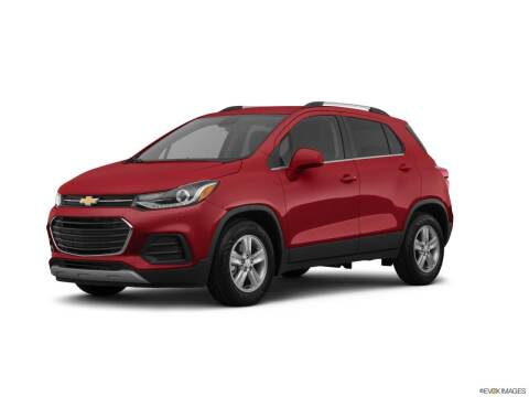 2019 Chevrolet Trax for sale at Mann Chrysler Dodge Jeep of Richmond in Richmond KY
