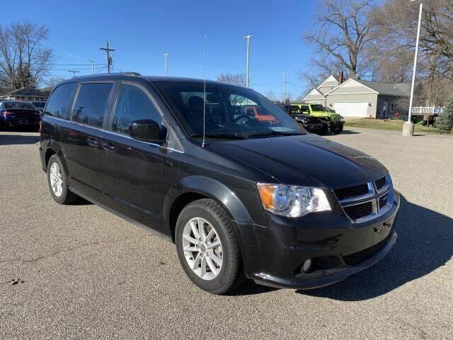 2019 Dodge Grand Caravan for sale at K&M Wayland Chrysler  Dodge Jeep Ram in Wayland MI