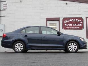 2014 Volkswagen Jetta for sale at Brubakers Auto Sales in Myerstown PA
