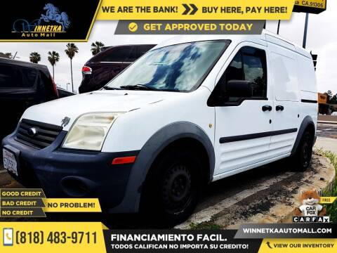 2013 Ford Transit Connect for sale at Winnetka Auto Mall in Winnetka CA