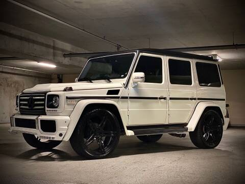 2009 Mercedes-Benz G-Class for sale at FALCON AUTO BROKERS LLC in Orlando FL