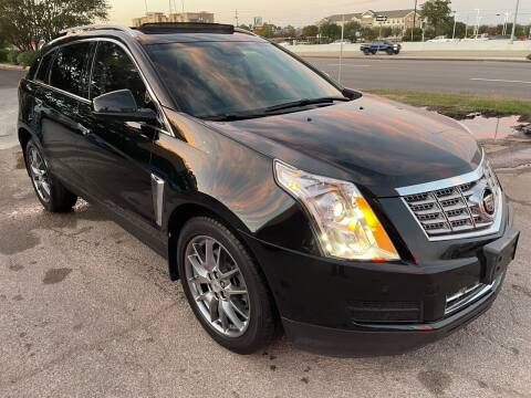 2013 Cadillac SRX for sale at Austin Direct Auto Sales in Austin TX