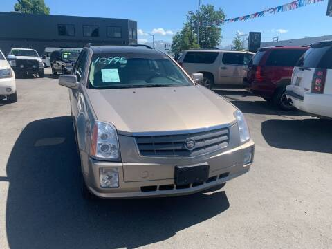 2004 Cadillac SRX for sale at ALASKA PROFESSIONAL AUTO in Anchorage AK