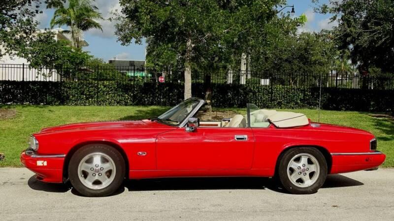 1995 Jaguar XJ-Series for sale at Premier Luxury Cars in Oakland Park FL