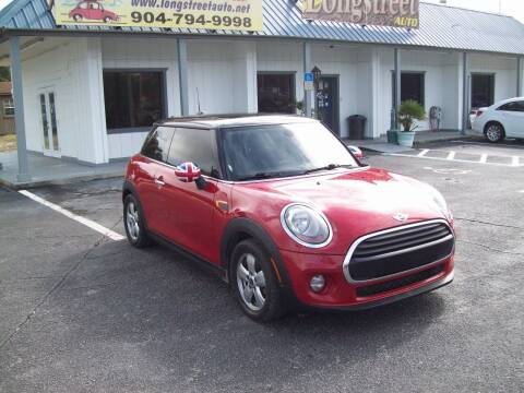 2015 MINI Hardtop 2 Door for sale at LONGSTREET AUTO in St Augustine FL
