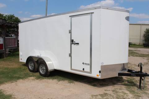 2021 Continental Cargo Enclose Trailer  for sale at J IV Trailers in Donna TX