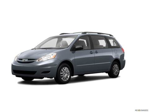 2009 Toyota Sienna for sale at PATRIOT CHRYSLER DODGE JEEP RAM in Oakland MD