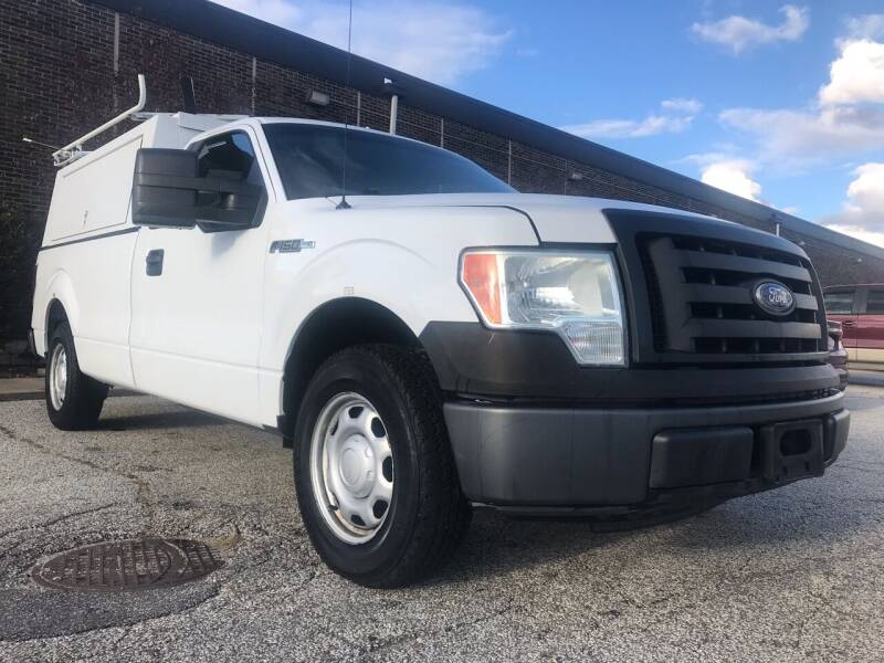 2010 Ford F-150 for sale at Classic Motor Group in Cleveland OH