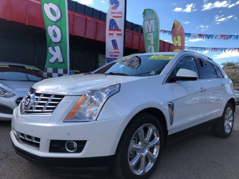 2013 Cadillac SRX for sale at Duke City Auto LLC in Gallup NM
