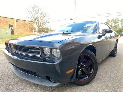 2014 Dodge Challenger for sale at Gwinnett Luxury Motors in Buford GA