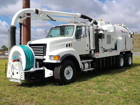 2006 Sterling L8500 Series for sale at American Trucks and Equipment in Hollywood FL