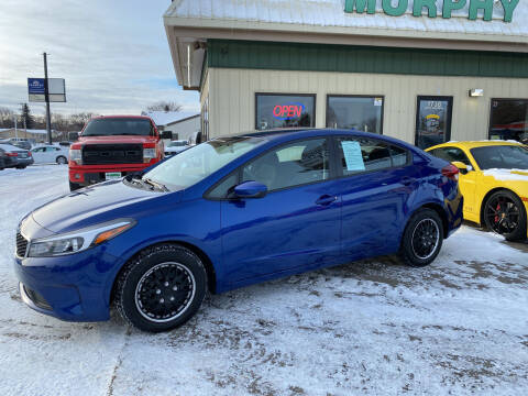 2018 Kia Forte for sale at Murphy Motors Next To New Minot in Minot ND