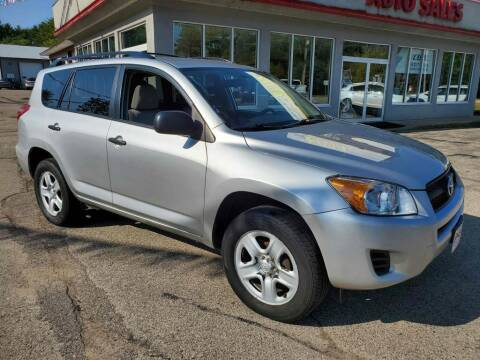 2011 Toyota RAV4 for sale at Extreme Auto Sales LLC. in Wautoma WI