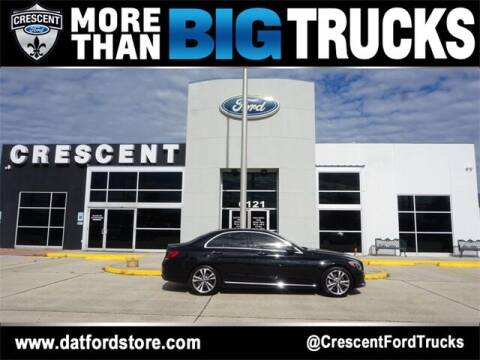 2018 Mercedes-Benz C-Class for sale at Crescent Ford in Harahan LA