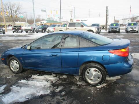 2002 Saturn S-Series for sale at Home Street Auto Sales in Mishawaka IN