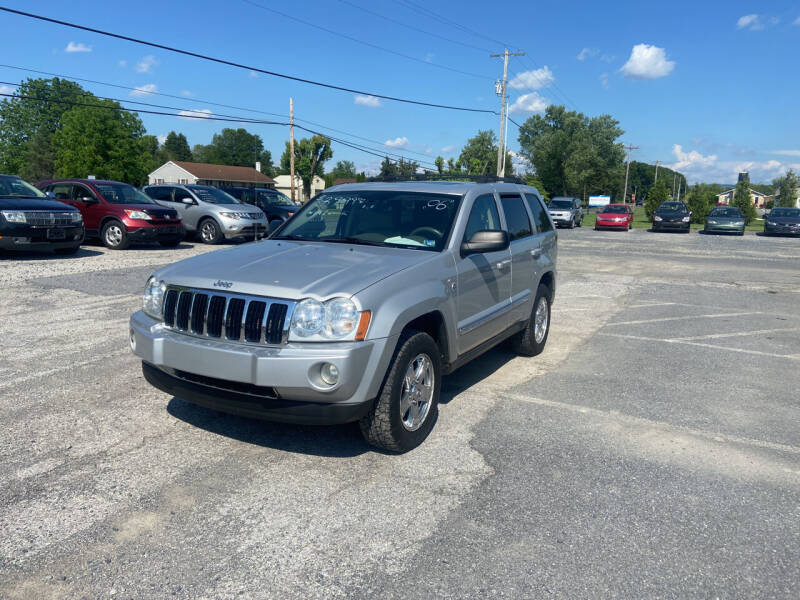 2006 Jeep Grand Cherokee for sale at US5 Auto Sales in Shippensburg PA