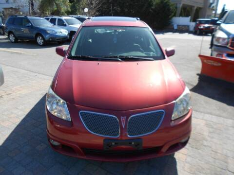 2005 Pontiac Vibe for sale at Precision Auto Sales of New York in Farmingdale NY