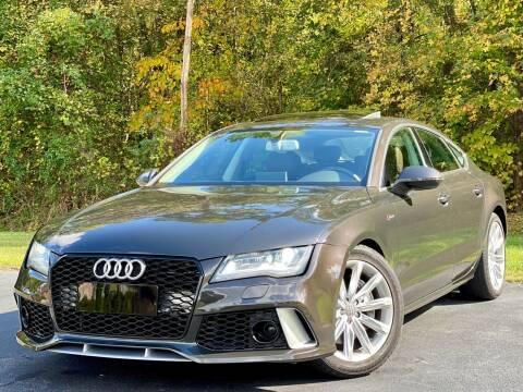 2013 Audi A7 for sale at Sebar Inc. in Greensboro NC