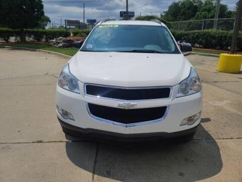 2012 Chevrolet Traverse for sale at G & R Auto Sales in Detroit MI