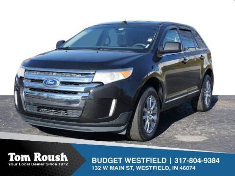 2011 Ford Edge for sale at Tom Roush Budget Westfield in Westfield IN