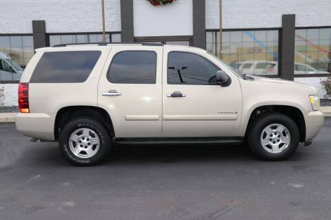 2007 Chevrolet Tahoe for sale at Ultimate Auto Deals in Fort Wayne IN