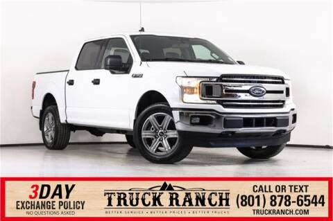 2020 Ford F-150 for sale at Truck Ranch in American Fork UT
