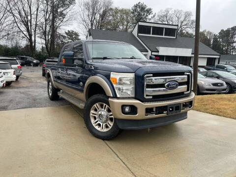 2013 Ford F-250 Super Duty for sale at Alpha Car Land LLC in Snellville GA